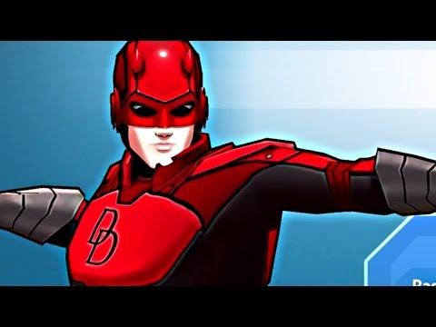 Marvel: Avengers Academy - Daredevil Rank 5 (5-Stars) - 동영상