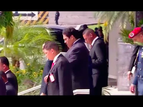 Confirmado: Maduro tiene doble y lo llevó a la Cumbre