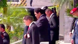 El doble de Nicolás Maduro en la Cumbre de las Américas
