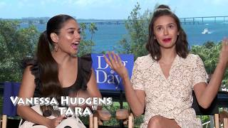 Interview with Nina Dobrev and Vanessa Hudgens: Nina