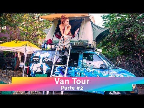 ¿Cómo COCINAR en una FURGONETA? 🚐 Trucos y consejos para la vida en carretera - VAN TOUR #2 | VLOG