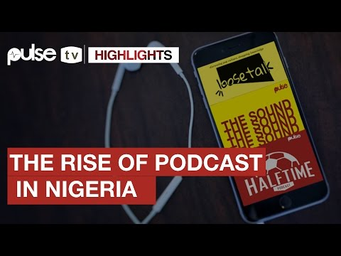 The Rise of Podcast In Nigeria: The New FM on Social Media Week Lagos | Pulse TV