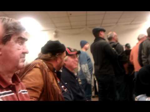Tom Krenzel first fight -Fans-(1)