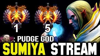 Sumiya Invoker vs Paparazi & Maybe 😱 Sumiya Stream Moment #96