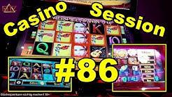 Casino Session #86 - Fast Nur Spiele mit 15 Freispielen | ENZ Gold of Persia, Mermaid Queen, etc