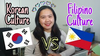 10 DIFFERENCES BETWEEN THE FILIPINO CULTURE AND KOREAN CULTURE by Pinay Ajumma