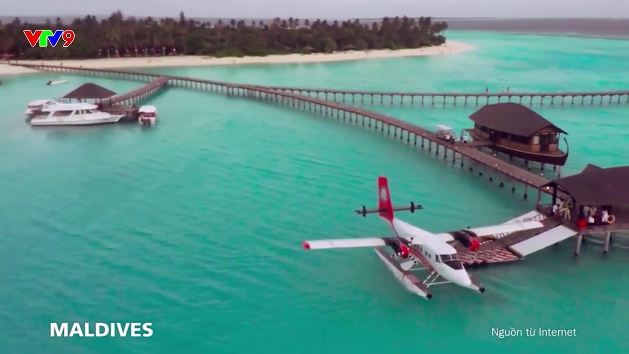 [Nhật ký hành trình] MALDIVES | giấc mơ thiên đường