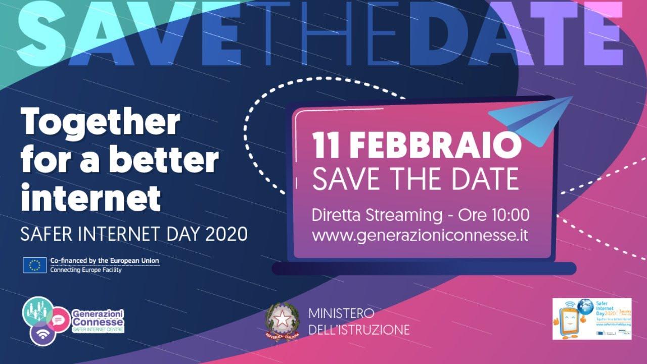 Dipartimento Per Le Politiche Della Famiglia Il Dipartimento Al Safer Internet Day 2020