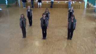 Line Dance Choreographie Stefanie Heinzmann - Diggin