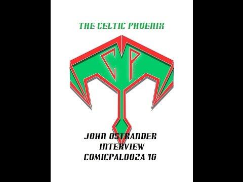 John Ostrander Comicpalooza '16