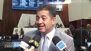 Acontece Paraná (10/03/2020) - Governador analisa projeto que cria semana detox digital