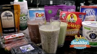 Healthy Resolutions | Healthy Smoothies