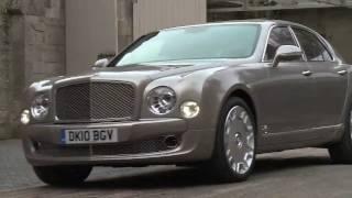 Bentley Mulsanne 1st Test Drive - Official Video
