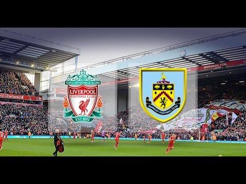 Liverpool vs Burnley | RADIO STREAM / PITCH MAP