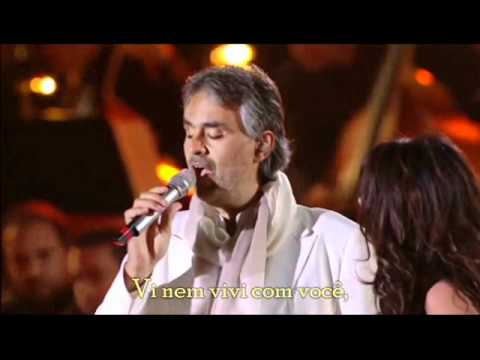 Time To Say Goode  Andrea Bocelli & Sarah Brightman