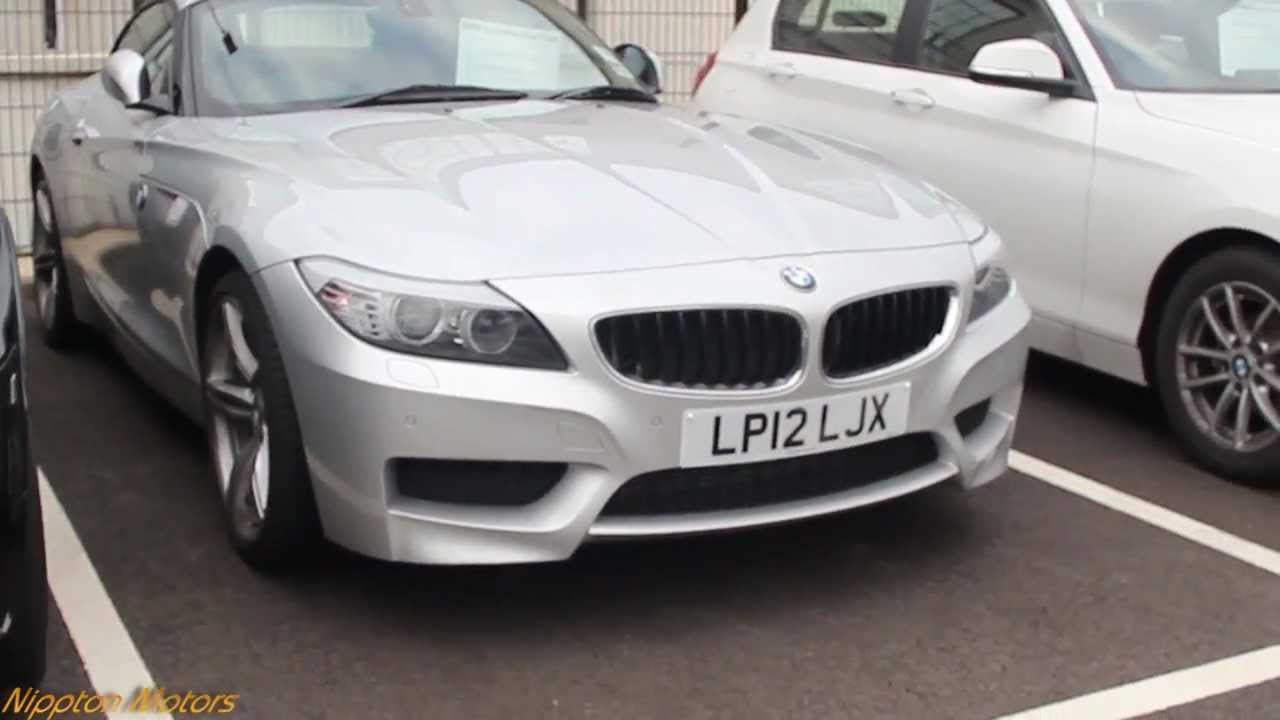 2013 bmw z4 e89 m sport review in detail 720p hd youtube. Black Bedroom Furniture Sets. Home Design Ideas