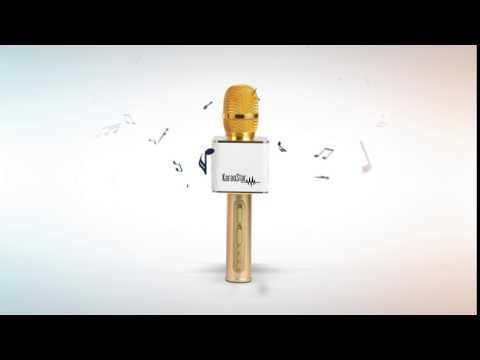 KaraoStar - High Quality Wireless Karaoke Microphone