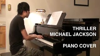 Thriller - Michael Jackson (Piano Cover)