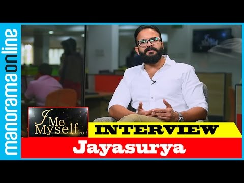 Jayasurya | Exclusive Interview | I Me Myself  | Manorama Online