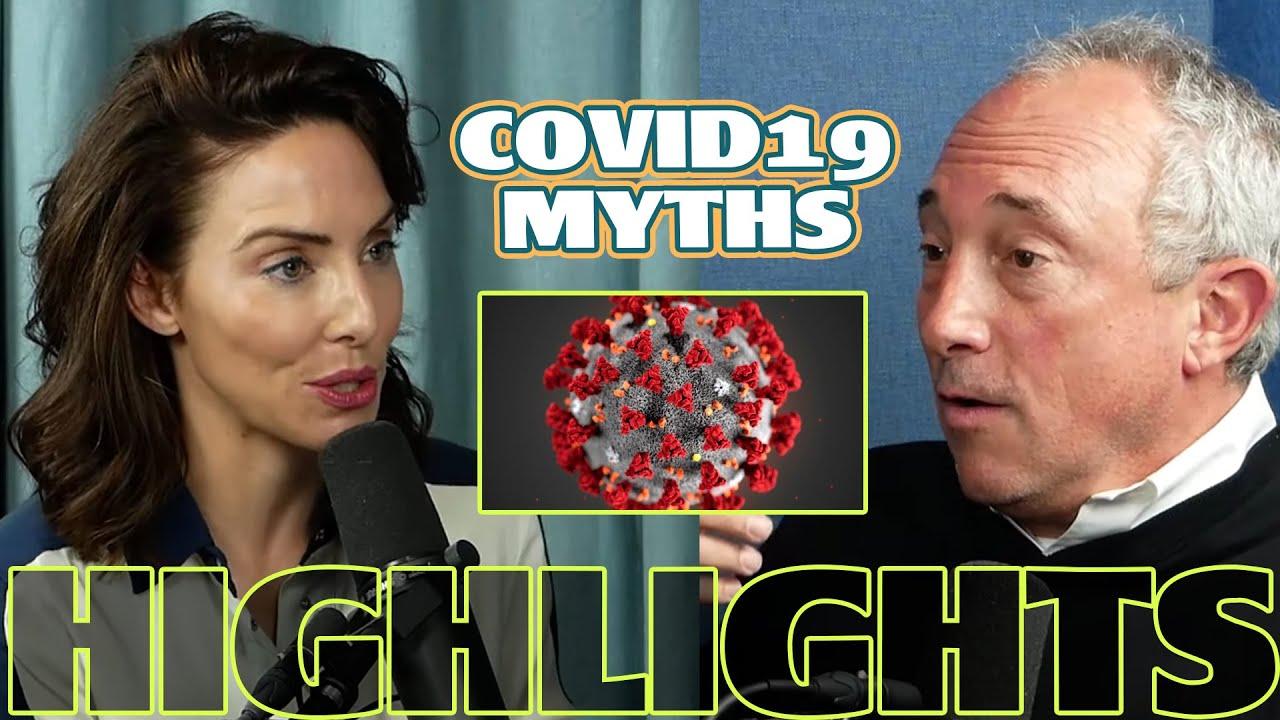 COVID 19 Myths with Dr. Agus (GFY Podcast Highlights)