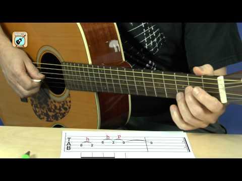 Wie lese ich spezielle Zeichen in der Tabulatur? • 100 Tipps zum Gitarre lernen