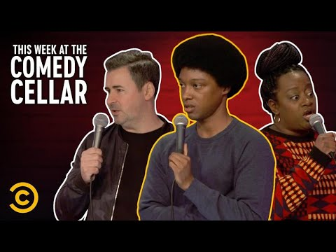 The D**k Pic-Blocking App & Girl Scout Cookies At A Weed Dispensary - This Week At The Comedy Cellar