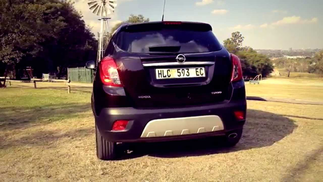 Opel Mokka 14T Cosmo Manual  Car Review  YouTube