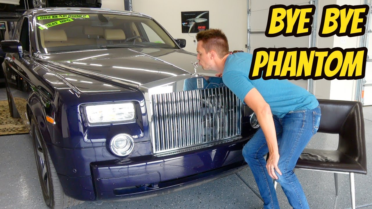 Here's How Much It Cost To Own The Cheapest Rolls-Royce Phantom For 2 Years: Goodbye Old Friend!