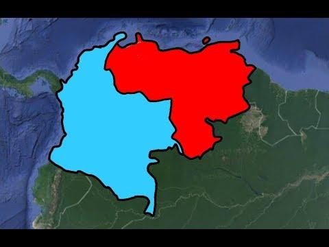 Alternatif-Venezuella Vs Kolombiya Savaşırsa