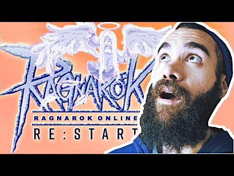PAPO DE UP #1 RE:START (iRO) Ragnarok Online gameplay