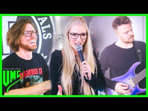 Helene Fischer - Atemlos [Metal Cover By UMC 2020]