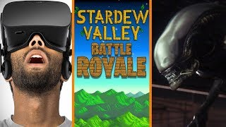 Next Xbox Will Have VR? + Stardew Valley Battle Royale Mod + Alien: Blackout is a Mobile Game