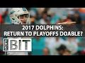 Deep Dive On 2017 Miami Dolphins | Sports BIT | NFL Picks