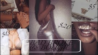 BOUGIE ON A BUDGET/ CHEAP & AFFORDABLE ONLINE SHOPPING
