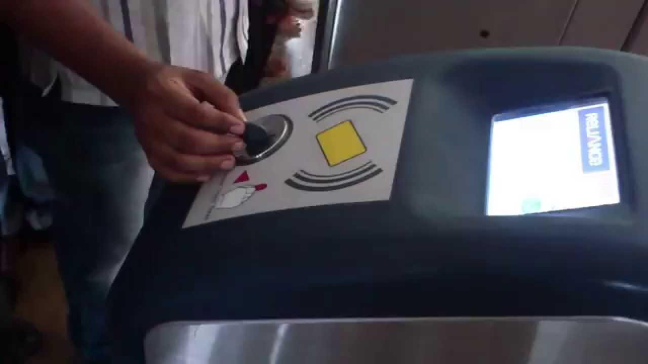 Image result for metro token machine