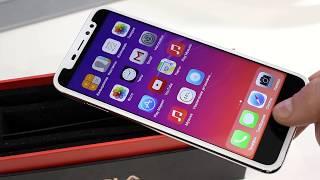 Китайский Iphone X за 100 БАКСОВ! iLA X МИР СОШЁЛ С УМА!
