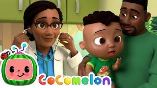 Sick Song! | @Cocomelon - Nursery Rhymes | Moonbug Kids | Cocomelon Kids Songs