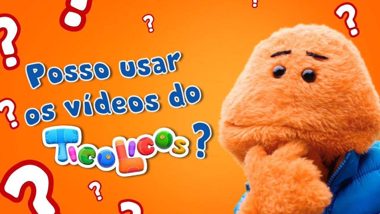 Posso usar os vídeos do Ticolicos em Aula? | Ludi Responde #Ticolicos