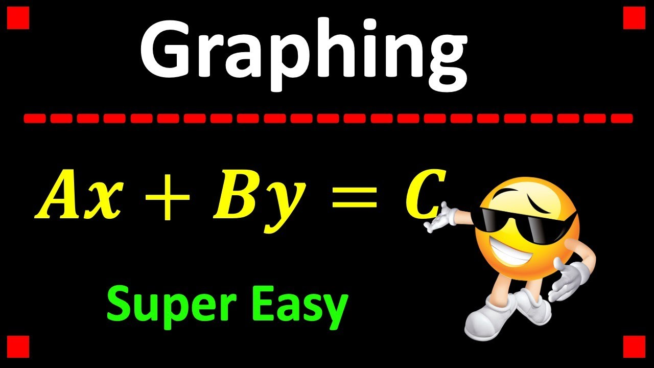 Graphing equations in standard form youtube graphing equations in standard form falaconquin