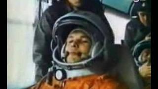 Vostok 1 mission (Yuri Gagarin)