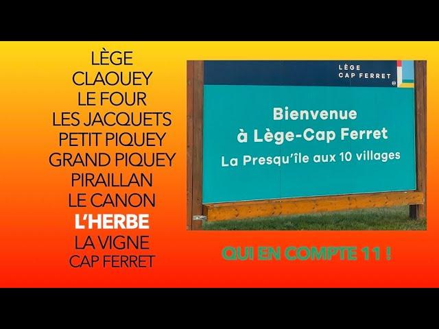 Diaporama Chapelle Algérienne sans son pin coupé Cap Ferret Village de l'Herbe
