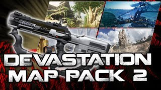 Devastation Map Pack and Clan Wars for BEARDNOR 8BIT!