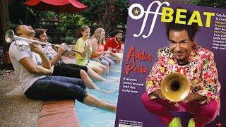 ASHLIN PARKER leads Trumpet Mafia into Satchmo Summerfest