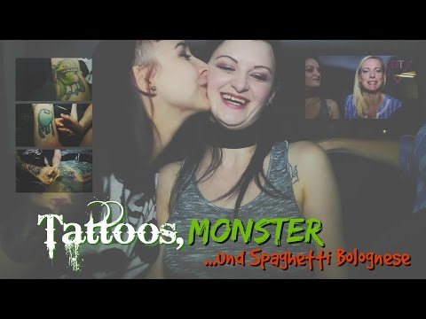 Tattoos, Monster und Spaghetti Bolognese - Im Interview mit Leah Obscure und Alissa Noir