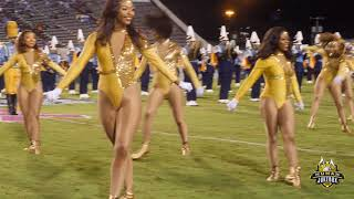 Southern University Human Jukebox Halftime Show | Boombox Classic 2017