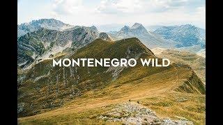 MONTENEGRO wild A ballad into the DURMITOR national park