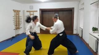 техники айкидо (aikido)
