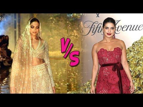 Deepika Padukone's New Bridal Look VS Priyanka Chopra Vanity Fair Party 2019 Mp3