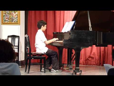 Dance of the Marionettes - Incredible piano solo