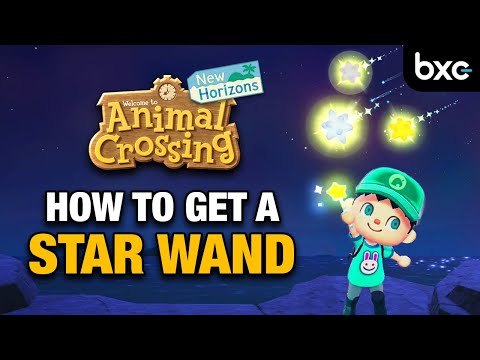 How To Get Star Fragments For The Star Wand In Animal Crossing New Horizons